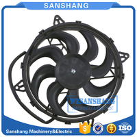 RADIATOR FAN for cfmoto ATV CF800 2(X8) Part No.7020 181400