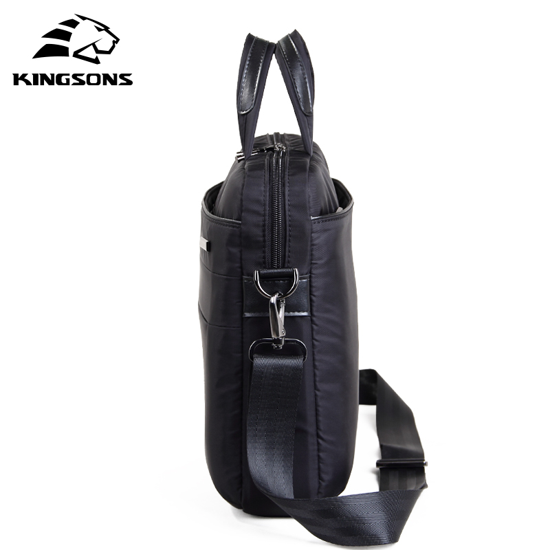 Image 3 - Kingsons Brand 14.1 inch Notebook Computer Laptop Fashion Waterproof Bag for Women Shoulder Messenger Bags Ladies Girls Handbagbags for womenbags for women brandfashion bags for women -