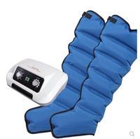 Hemiplegic stroke rehabilitation physical therapy equipment air pressure massage wave fields old man in the leg massager