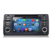 NEW Android 4.4.4 KitKat Car GPS Navigation DVD Player for BMW E46 (1998-2005) Support Screen Mirroring  WIFI/ 3G / BT/ GPS