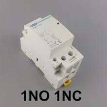 TOCT1 Американская классификация проводов 2р 63A 1NC 1NO 220 V/230 V 50/60HZ Din rail бытовой ac Контактор В соответствии с стандартом