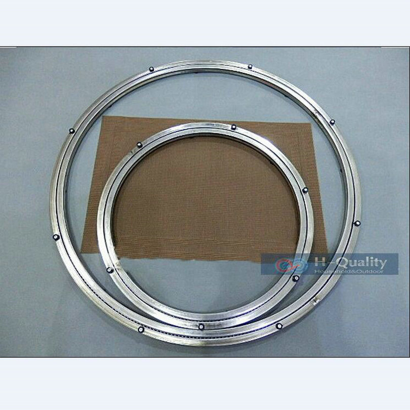 Furniture ... Furniture Parts ... 32271369090 ... 2 ... Solid Stainless Steel Lazy Susan Turntable Swivel Plate Kitchen Furniture Of Outside Dia 400 MM (16 Inch) Heavy Load And Smooth ...