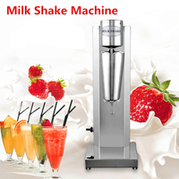 Commercial Milk Shaker Blender Machine Drink Cyclone Soft Ice Cream Speed Milkshake Bubble Mixing Machine
