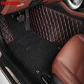 ZHAOYANHUA автомобильные коврики для Mazda 2 3 Axela 6 8 5D CX5 CX-5 CX7 5D полное покрытие чехол для ног автомобильный Стайлинг ковер противоскользящие вклады...