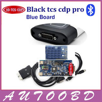 5pcs Lot Black TCS CDP Pro Universal Auto Scan Tool Support 21kinds Languages For Multi Brand