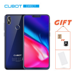Cubot P20 Rear Dual Camera 20MP+2.0MP 4000mAh 19:9 6.18