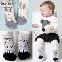 KACAKID Children Socks Cute Big Mouse Unisex Baby Children Socks Lovely Expressi