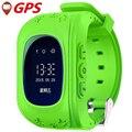 Первоначально Малыш Smart Watch Q50 GPS Местоположение SOS Вызова Ребенка безопасный Наручные Finder Locator Tracker Часы для Ребенка Борьбе Потерянный монитор