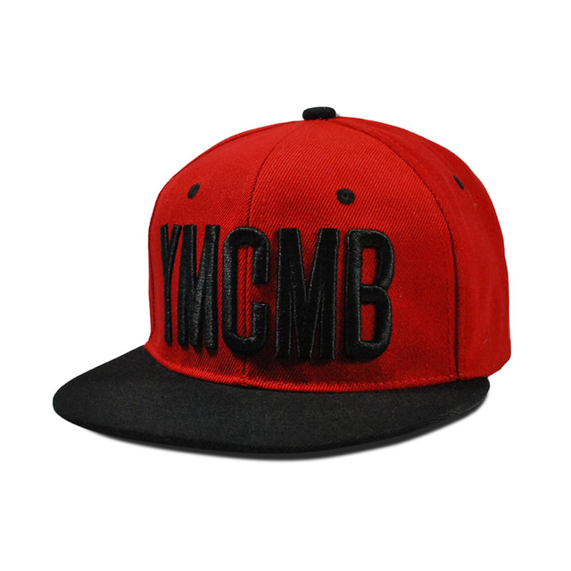 bbe66056740 New Fashion Men Womens Casual Snapback Hats YMCMB Embroidery Trendsetter  Cool Hip Hop Baseball Caps Bone Gorras For Men Womem