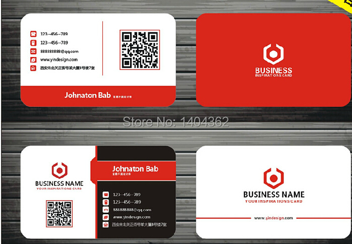 business cards custom paper coffee