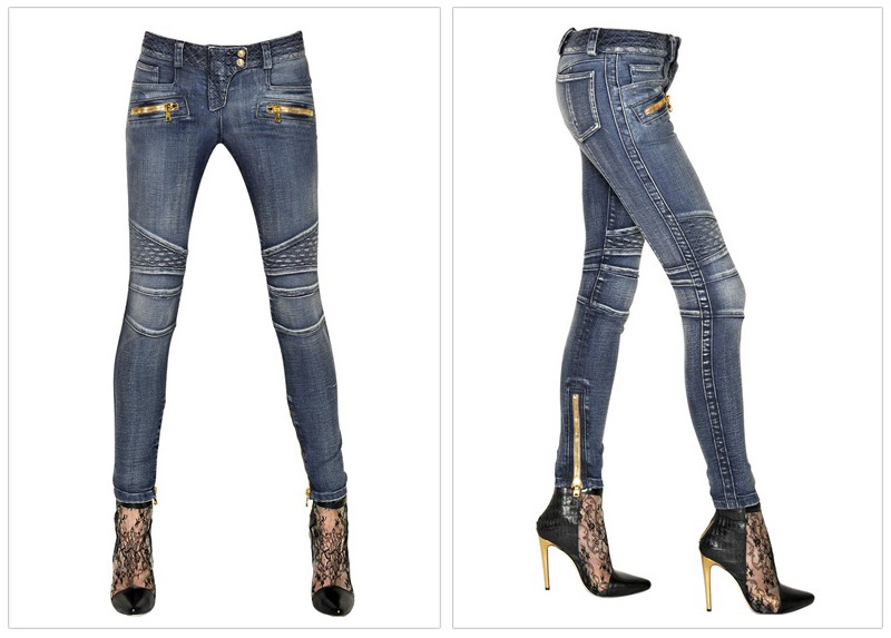 Aliexpress.com : Buy woman denim pants fashion ladies ripped jeans ...