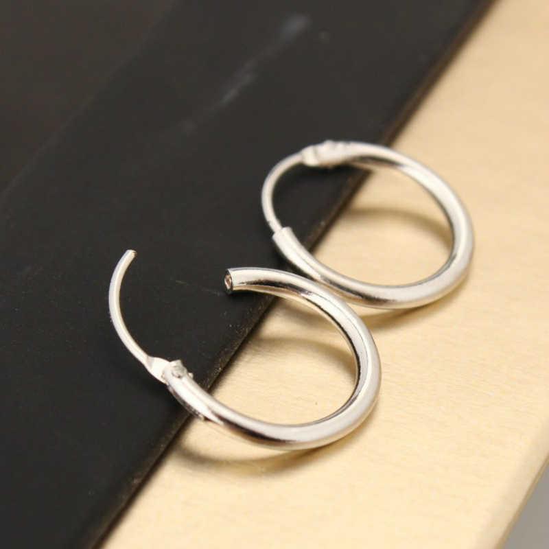 เครื่องประดับเกาหลีเครื่องประดับต่างหูแฟชั่นคนรักวงกลมแหวนต่างหูและแหวนต่างหูหญิง Hip Hop Hoop ต่างหู