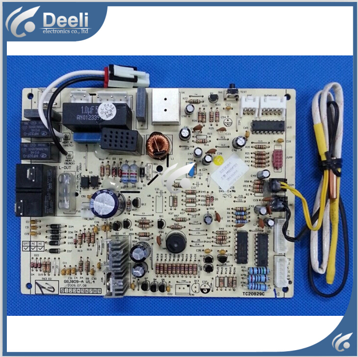 95% new good working for air conditioner motherboard circuit board 30138284 motherboard M809F3H on sale big togo main circuit board motherboard pcb repair parts for nikon d610 slr