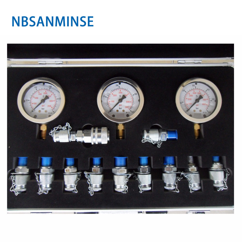 NBSANMINSE SM16256 boîte d'essai de pression haute pression pour les navires