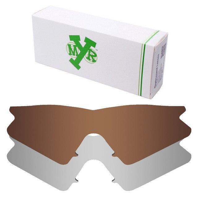 dd12b76d66570 2 Peças Mryok Anti-Scratch POLARIZED Lentes de Reposição para óculos Oakley  M Varredura Quadro