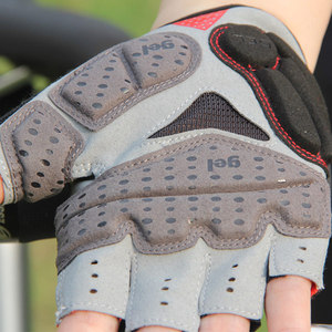 GUB summer cycling gloves Gel half finger mtb road mountain bicycle bike gloves sport gloves men women