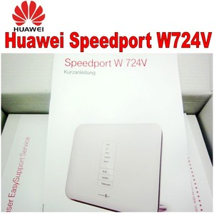 Image 4 - Speedport W724V ADSL ADSL2 +/VDSL2/DSL אופטי סיבי מודם/נתב SIP VoIP DLNA + NAS 802.11b /g/n/ac הבית נתב