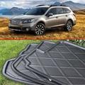 Para Subaru Outback 2015 2016 2017 Espuma de Borracha Tronco Bandeja Liner Carga Mat Piso Protector