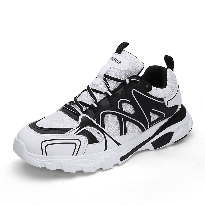 Bomlight Yellow Trainers Men Shoes Man Sneakers Men Thick Sole Walking Shoes Man Chunky Sneakers Outdoor Tenis Masculino Adulto