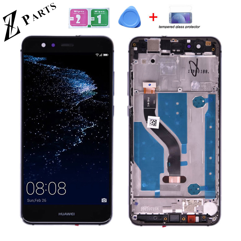 Huawei Lcd-Display Touch-Screen P10-Lite WAS-LX3 Original Digitizer-Assembly For Was-lx2j/Was-lx2/Was-lx1a/..