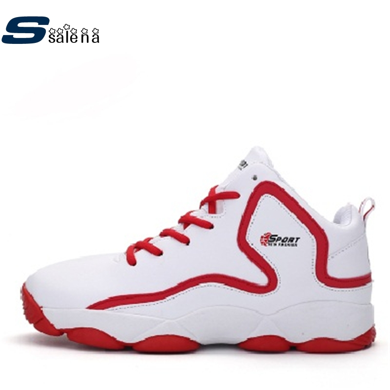 Basketball Shoes For Men Breathable New Sneakers Lights Women Wearable Comfortable Shoes ...