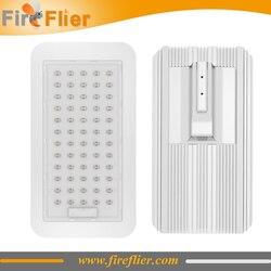 4 teile/los LED Automatische Straße Pol Licht 30w 50w Parkplatz Autobahn Beleuchtung 100w mit fotozelle Sensor IP65 wand flutlicht