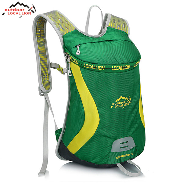 LOCAL LION 15L Bike Bag Cycling Backpack MTB Sport Climbing Backpacks Bicycle Hiking Cycling Bag Bolsa Bicicleta 15L Bike Bag