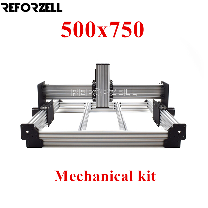 500mm x 750mm WorkBee CNC Router Machine kit,CNC Milling