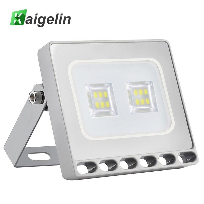 [10 pcs/lot] Kaigelin 10W LED Flood Light 700LM Floodlight Waterproof Reflector LED Spot Light Wall Lamp For Outdoor Lighting
