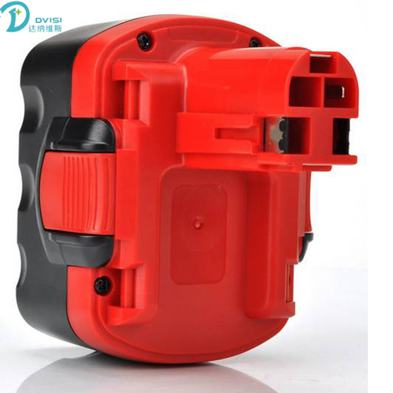 BAT038 14.4V 3300mAh NI-MH Rechargeable Battery Pack Power Tools Battery Cordless Drill Replacement for Bosch 3660CK 24v 3000mah 3 0ah rechargeable battery pack power tools batteries cordless drill ni mh battery for makita bh2430 bh2433