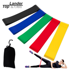 5 Pcs Fitness Rubber Pull Latex Resistance Bands Crossfit Expander Elastic Expander