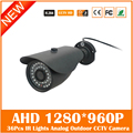 1.3 Mp 960p Bullet Camera Outdoor 36pcs Infrared Light Night Vision Waterproof Surveillance Security Cctv Cmos Freeshipping Hot
