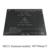 Maior! 2015 RAMPAS RepRap MK2A 300*300*3.0mm 1.4 PCB Heatbed Alumínio Hot Plate Para Prusa & Mendel para Impressora 3D MK2B