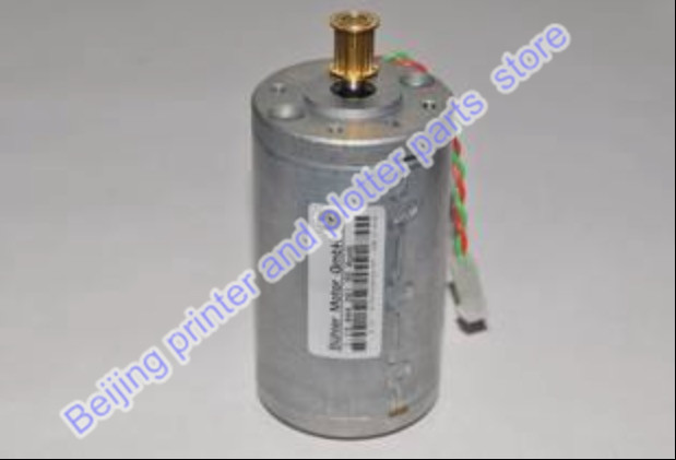 Original Carriage (scan-axis) motor assembly - Includes cable For the HP Designjet 500 800 plotter parts C7769-60375 C7769-60146 free shipping new original c7769 60390 c7769 60163 cutter assembly for designjet 500 800 plotter parts on sale