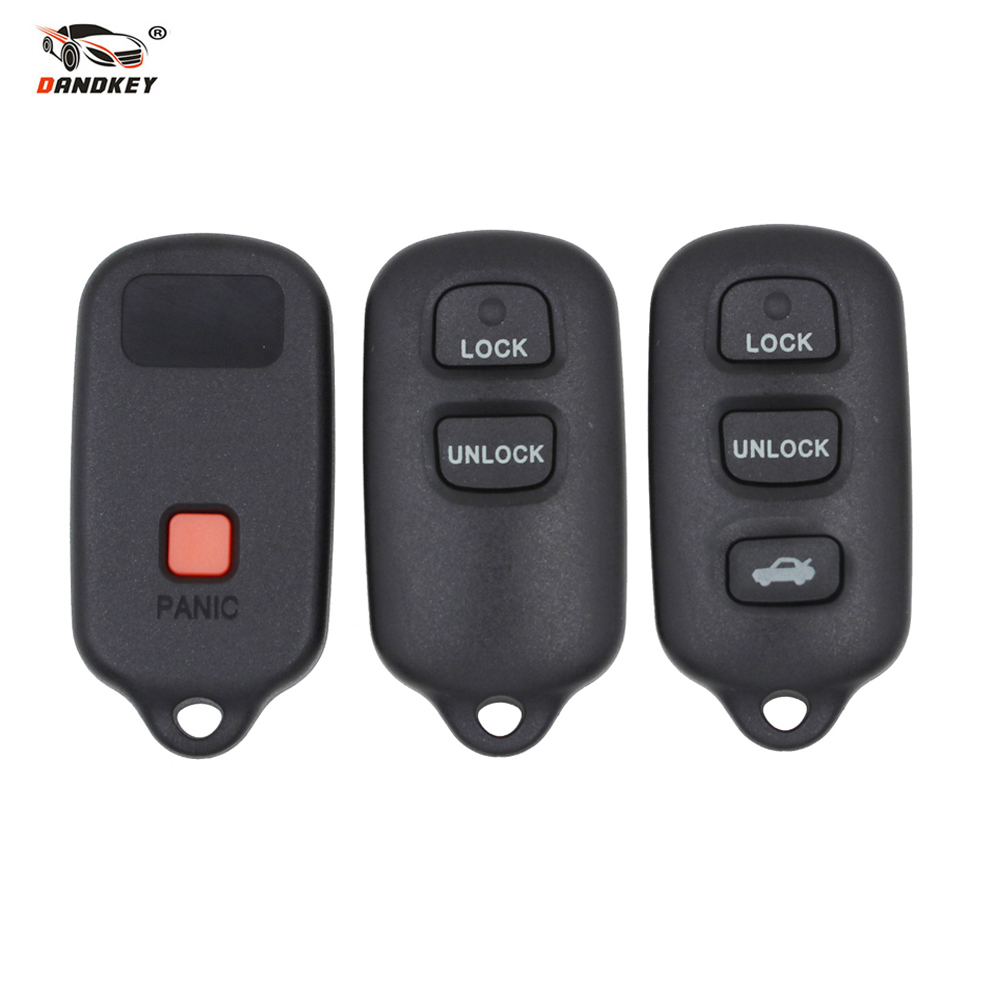 HYQ12BBX, HYQ12BAN Key Fob fits 2001-2008 Scion Toyota Keyless Entry Remote