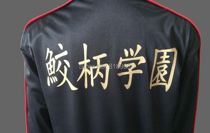 Iwatobi Üzgüçülük Klubu məktəb forması kostyumu Rin Matsuoka - Karnaval kostyumlar - Fotoqrafiya 4