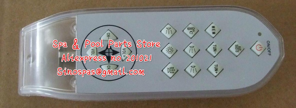 Electrical Equipment & Remote controller for spa system GD-7005 / GD7005 / GD 7005 bathtub controller mechanical and electrical equipment for buildings