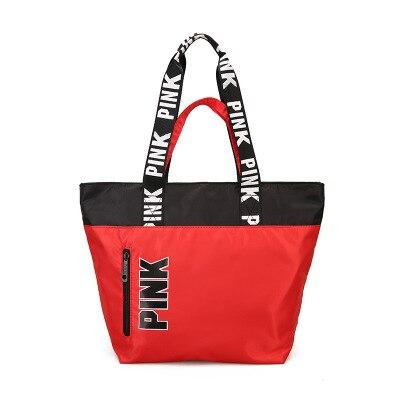Vs любовь розовый девочка сумка вещевой мешок Женщины Путешествия Бизнес Сумки Виктория  ...