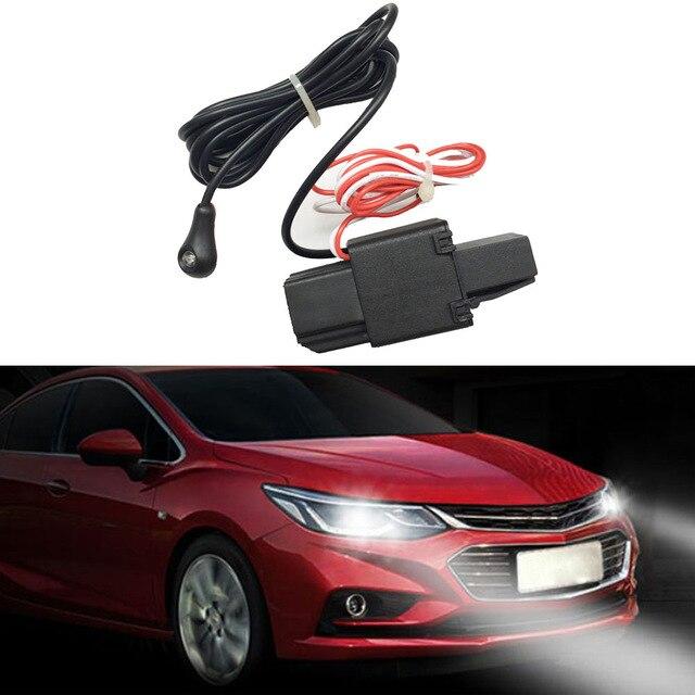 Contrôleur automatique universel de phares de voiture de mise à niveau pour Chevrolet Cruze Malibu Aveo pour Opel Astra j 2012 2014 2015 2018