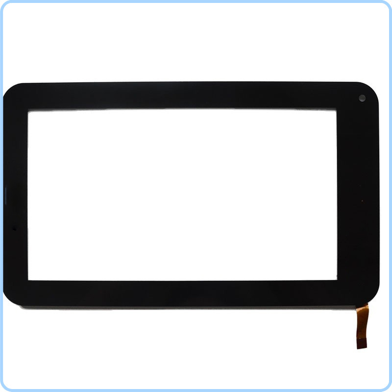 New 7'' inch Digitizer Touch Screen Panel glass For wexler book t7008 Tablet PC new 7 inch touch screen glass used on car gps mp4 tablet pc