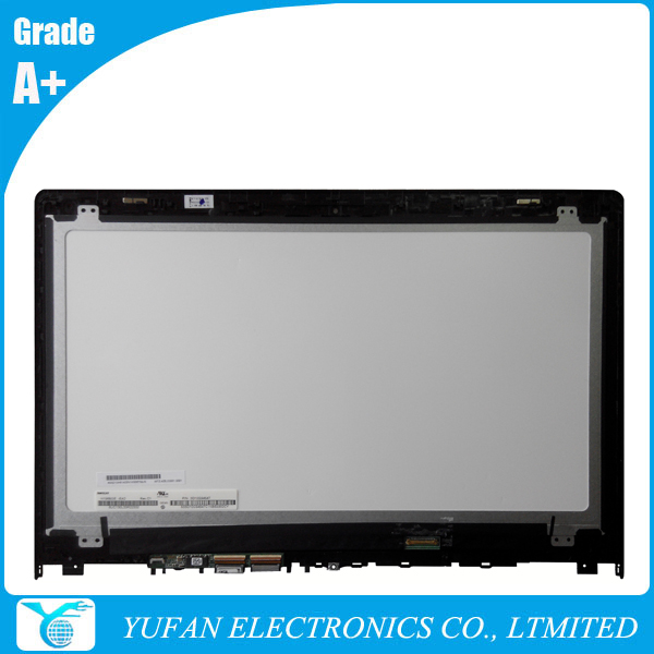 For FLEX 3 1570 yoga 500 font b Laptop b font LCD Touch Screen Assembly 5D10H91422