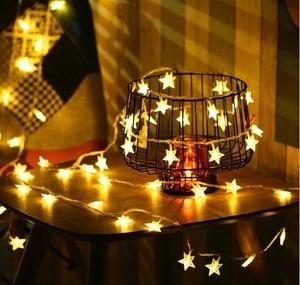 Image 4 - OSIDEN כדור מחרוזת אורות כוכבים USB 5 V 10 M 60LED חג תאורה חיצוני עמיד למים עבור מסיבת חתונת חג המולד גן
