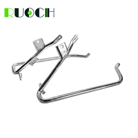 Motorcycle Accessories Steel Rear Saddlebag Support Bracket Kits For Harley Davidson Touring Electra Street Road Glide 09 13