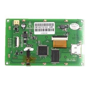 Image 2 - DMT48270C043_06W 4,3 дюймовый серийный интерфейс, экран с низкой мощностью воспроизведения музыки, экономичный DMT48270C043_06WT DMT48270C043_06WN