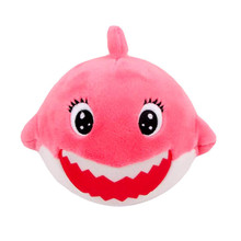 10cm Soft baby shark plush doll toys Kawaii Animal Shark Squishy Toys Kids Plush Squishies Stress Relief Toy For Chidren