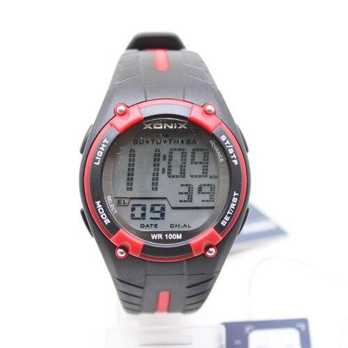 Xonix погружной бег спорт часы водонепроницаемый