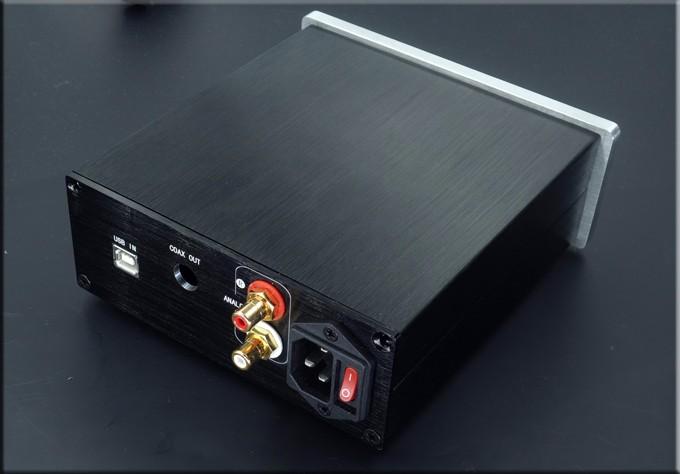 2016 New Breeze Audio High-end ESS9018 XMOS Asynchronous USB DAC SU3 ES9018 DAC Support DSDPCM 32BIT 384K And Headphone Output 4