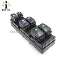 CHKK-CHKK 93570-2E000 Master Power Window Switch for Hyundai Tucson 2005-2010 935702E000