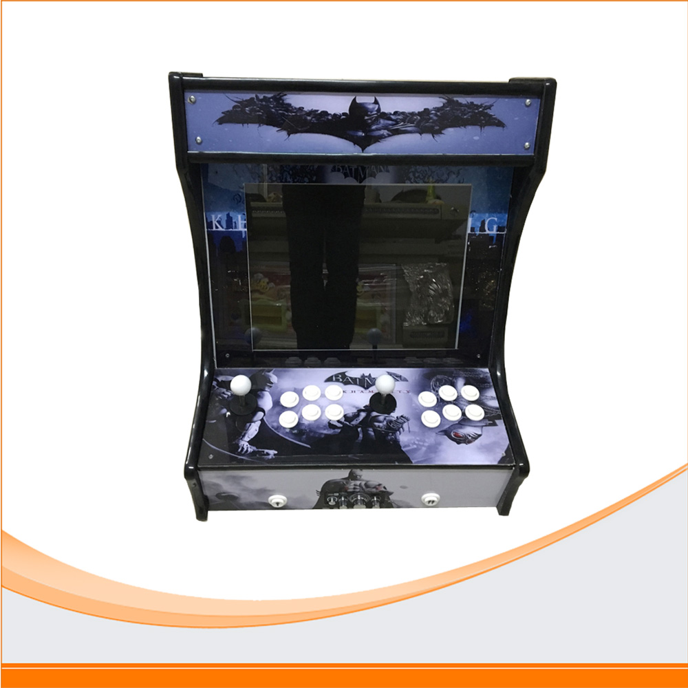 Pandora Box 4s+ street fighter game machine multi games 815 in 1 HD mini arcade game console with Double joystick sanwa button and joystick use in video game console with multi games 520 in 1