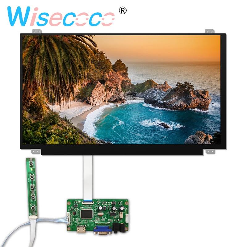 15.6 inch LCD screen 1080P 1920*1080 HDMI VGA edp 30 pins Driver Board for Raspberry Pi 3 laptop lcd display N156HGA-EAB15.6 inch LCD screen 1080P 1920*1080 HDMI VGA edp 30 pins Driver Board for Raspberry Pi 3 laptop lcd display N156HGA-EAB
